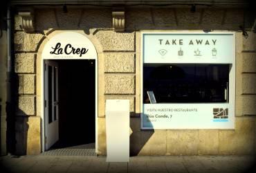FRANQUICIA LA CREP: REFERENTE EN EL FENÓMENO TAKE AWAY